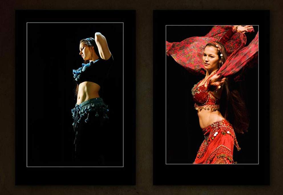 Belly Dancer - Geng Gao Photography
